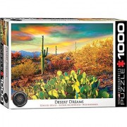EuroGraphics Desert Colors Jigsaw Puzzle (1000-Piece)