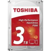 HDD Desktop Toshiba P300, 3TB, SATA III 600