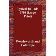 Lyrical Ballads 1798 by William Wordsworth
