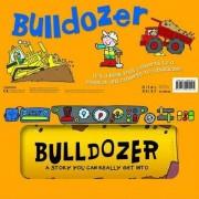 Convertible Bulldozer by Claire Phillip
