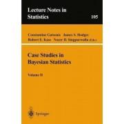 Case Studies in Bayesian Statistics: v. 2 by Constantine Gatsonis