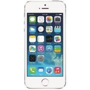 "Telefon Mobil Apple iPhone 5S, Procesor Dual-core 1.3 GHz, LED-backlit IPS LCD 4"", 1GB RAM, 16GB Flash, 8MP, Wi-Fi, 4G, iOS 7 (Argintiu)"