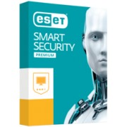 ESET Smart Security Premium 2017 - 4 postes - Abonnement 1 an