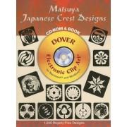 Matsuya Japanese Crest Designs by Matsuya Company