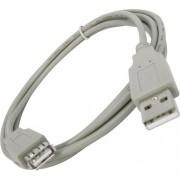 Cabo Extensor USB A Macho / A Femea 1.8 metros - Bege