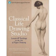 Classical Life Drawing Studio by James Lancel McElhinney
