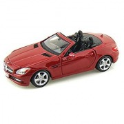 Mercedes-Benz SLK Class 1/24 Metallic Red