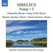J. Sibelius - Songs 2 (0747313002078) (1 CD)