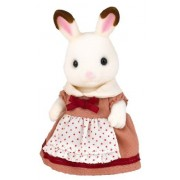 Mother Of Sylvanian Families Doll Chocolate Chocolate Rabbit Family Rabbit (Japan Import)