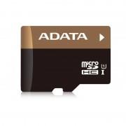 Card ADATA Micro SDHC Premier Pro 16GB UHS-I U1 + adaptor SD AUSDH16GUI1-RA1