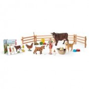 Calendar Advent Ferma Schleich Sl97335