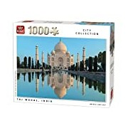 "KING 5384 ""Taj Mahal India"" Puzzle (1000-Piece)"
