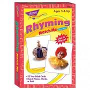 Trend Enterprises Inc Rhyming Match Me Flash Cards T58007