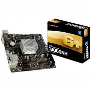 TARJETA MADRE BIOSTAR J3060NH CPU INTEGRADO CEL J3060 DC 2.48GHZ /2XSODIMM DDR3L 1600 /VGA /HDMI /2XUSB 3.0 / MINI ITX