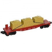 Lionel Trains Coast Guard US Made Flatcar