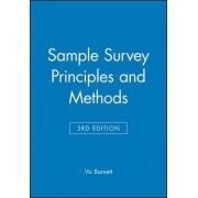 Sample Survey Principles and Methods by Vic Barnett