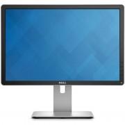 Monitor Dell P2016 19.5 inch 8ms Black Silver