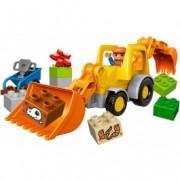 LEGO® DUPLO® Încărcător-excavator 10811