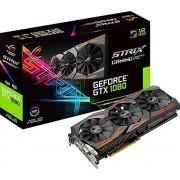 Asus ROG STRIX-GTX1080-A8G-GAMING Carte graphique Nvidia GeForce GTX 1080, 1835 MHz, 8GB GDDR5X 256 bit, DirectCU III