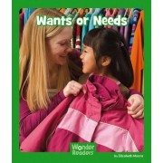 Wants or Needs by Adjunct Lecturer Elizabeth Moore