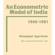 Econometric Model of India by Ramgopal Agarwala