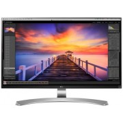 "Monitor IPS LED LG 27"" 27UD88-W, 4K (3840 x 2160), HDMI, DisplayPort, 5 ms, Pivot (Alb)"