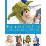 Monster Knits for Little Monsters by Nuriya Khegay