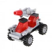 Warhawk Estilo de Puzzle Los bloques de montaje de juguetes educativos para ninos