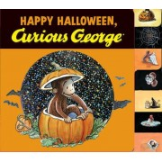 Curious George Happy Halloween by H. A. Rey