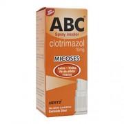 Abc Spray Com 30ml