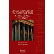 Legal Principles in Banking and Structured Finance by Martin Hughes