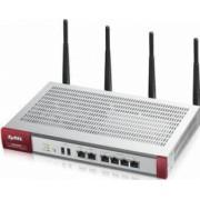 Firewall VPN ZyXEL ZyWALL USG 60 4x LAN-DMZ 2x WAN 2x USB UTM Bundle