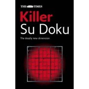 The Times Killer Su Doku by The Times Mind Games