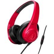 Casti cu Microfon Audio-Technica ATH-AX3iSRD (Rosu)