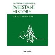 The Oxford Companion to Pakistani History by Ayesha Jalal