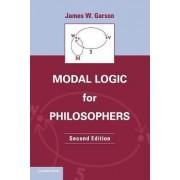 Modal Logic for Philosophers by James W. Garson