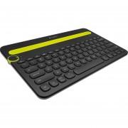 Teclado Logitech Bluetooth Multi-Device Keyboard K480