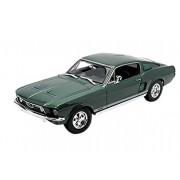 Maisto - 31166 gr - Ford - Mustang Fastback - 1967 - 1/18 Scala