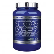 SCITEC NUTRITION - 100% Whey Protein 920g