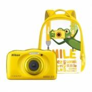 Nikon Coolpix W100 galben Backpack kit WATERPROOF RS125029077