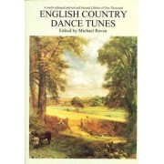 One Thousand English Country Dance Tunes by Michael Raven