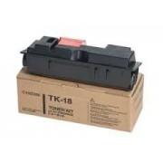 TK-18 оригинална черна тонер касета