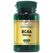BCAA 500 mg, 60 comprimate