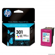 HP 301 Tri-Color Inkjet Print Cartridge (CH562EE)