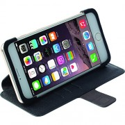 Malmo Flipcase with stand for iPhone 6 Plus/ iPhone 6s Plus(Black)