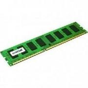 Crucial - DDR3 - 8 Go - DIMM 240 broches - 1600 MHz / PC3-12800 - CL11 - 1.5 V - mémoire sans tampon - non ECC
