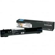 LEXMARK Cartridge for C950, 32 000 pages, Black, Extra High Regular (C950X2KG)