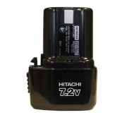 HITACHI Batterie 7,2V 1,5Ah Ni-Cd BCC715