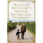 Malachy McCourt's History of Ireland by Malachy McCourt