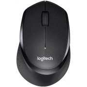 Mouse Logitech Optic Wireless B330 Silent Plus (Negru)